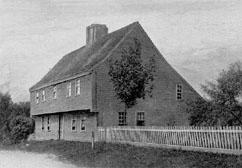 Garrison Style House History