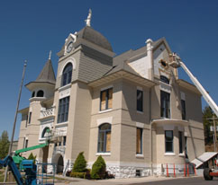 Garfield County Courthouse, Pomeroy