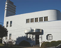 Streamline Moderne Architecture In Washington State