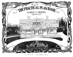 The Practical Plan Book, Elmer E. Green - 1912