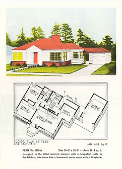 Universal Small Homes Catalogue - 1941