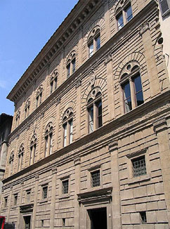 Palazzo Rucellai, Florence, Italy - 1451